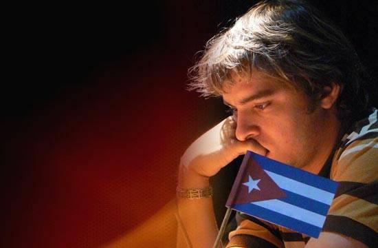 Ajedrecista cubano Lázaro Bruzón reaparece con tablas