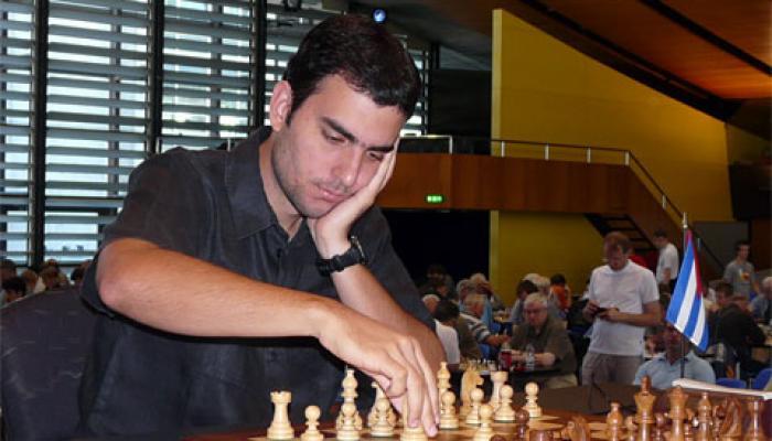 Desciende gran maestro Leinier Dom�nguez en ranking mundial