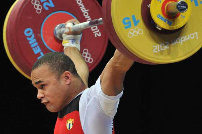 Las pesas serán muy disputadas en Barranquilla