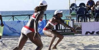 Circuito Nacional de voleibol de playa: Capitalinos reyes en Varadero