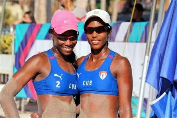 Cuba: Bien el Voleibol de playa (+Audio)