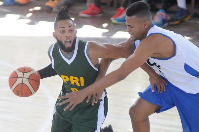 Liga Superior de Baloncesto: Ciclón pinareño toma EIDE yumurina