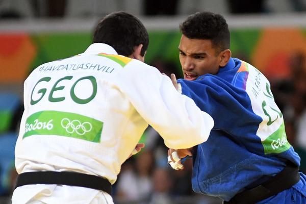 Judoca cubano Estrada cumplió con lo esperado en Río 2016