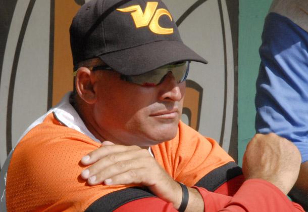 Manager de Villa Clara en la 56 Serie Nacional de Béisbol, Vladimir Hernández