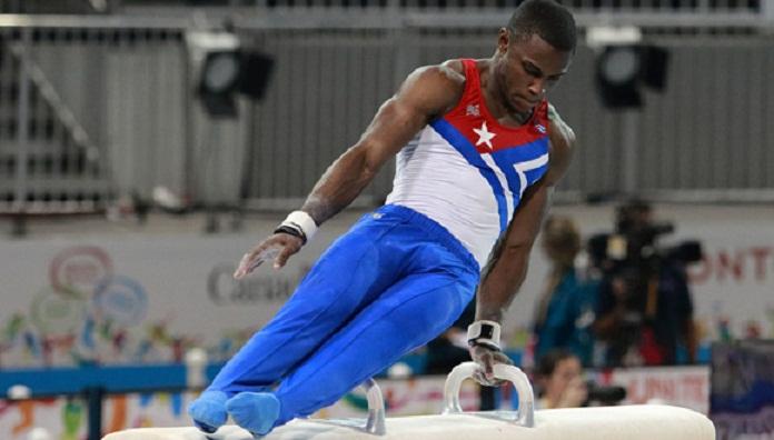 Confirman boletos a Rio de Janeiro de gimnastas cubanos