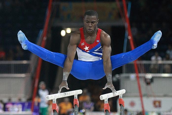 Competirán gimnastas cubanos en Mundial de Montreal, Canadá