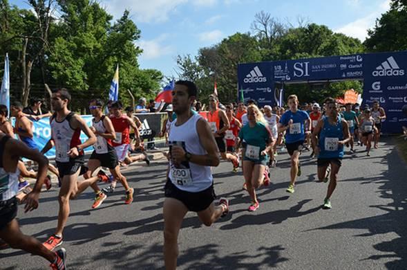 Participarán más de 20 mil corredores en medio maratón de Buenos Aires