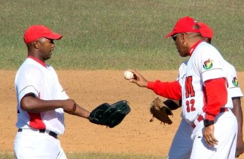 Béisbol-55SN: Matanzas, otra piedra en el camino para Camagüey. Foto: Joel Gracial
