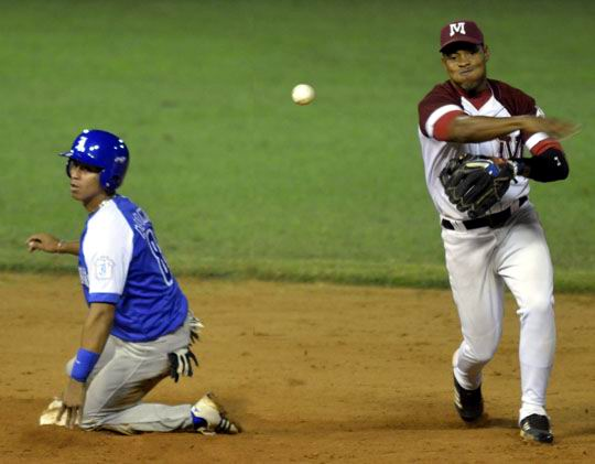 55 SNB- Mayabeque vs Industriales