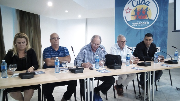 Presentan Media Maratón Internacional de Varadero