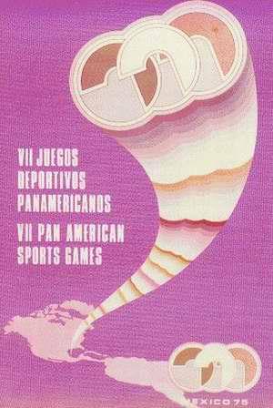 Logo de los II Juegos Panamericanos en México