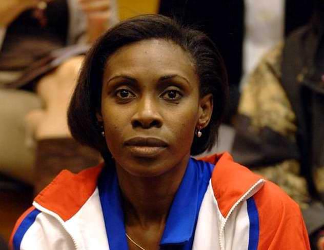 Cuban Mireya Luis was elected president of NORCECA