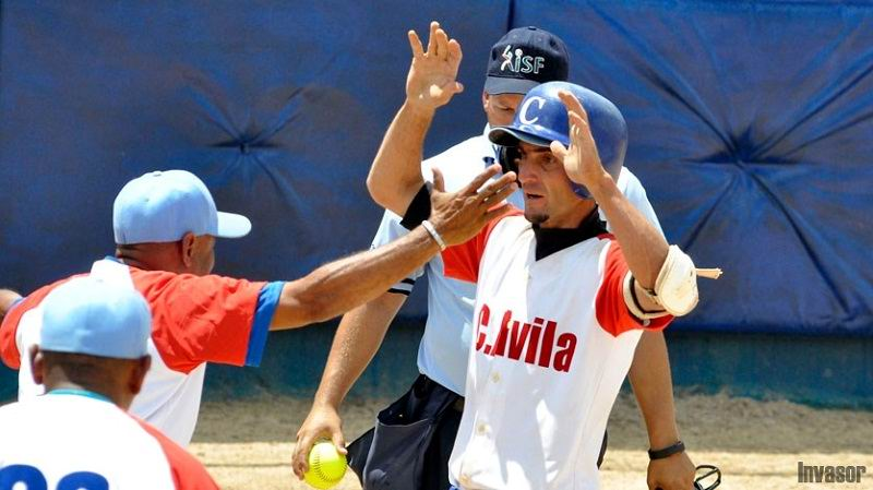 Nacional de Softbol: Avileños continúan aplastando a sus rivales