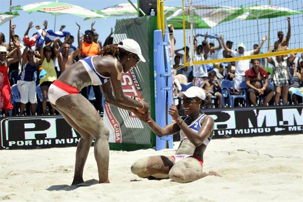 Voleibol de playa: Las principales figuras del occidente estarán en Varadero