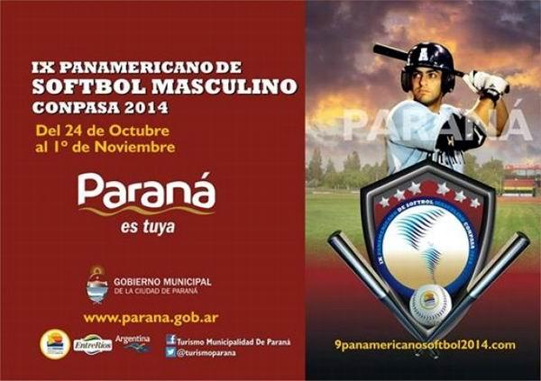 Pobre actuaci�n de Cuba en el Panamericano de softbol de Argentina