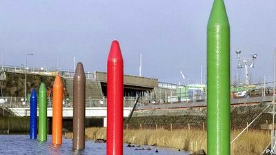 Desplegarán misiles en áreas residenciales en Londres