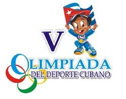V Olimpiada del Deporte Cubano