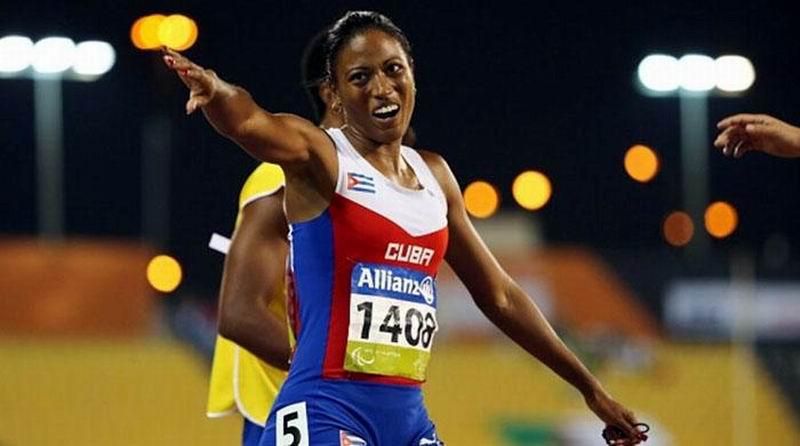Opta Omara Durand por Premio a Mejor Actuación Femenina del Comité Paralímpico Internacional