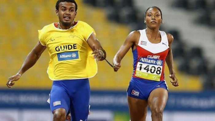 Gana Omara Durand segunda medalla de oro para Cuba en paralimpiadas