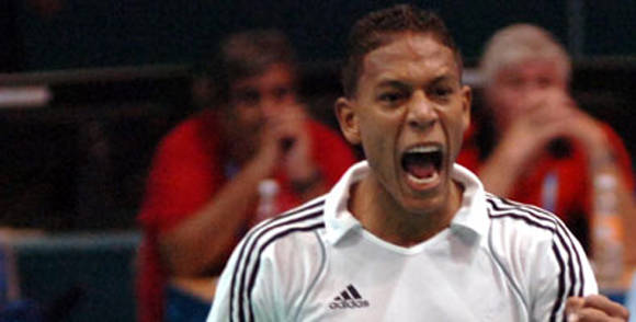 Cuban Guerrero wins men's single in Santo Domingo Badminton Open