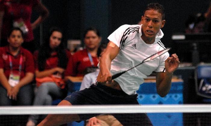 Debuta Osleni Guerrero en Panamericano de Badminton