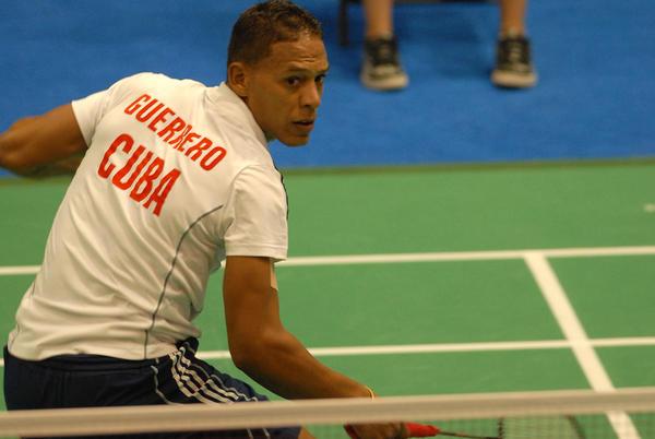 Badminton cubano debutará este sábado en Juegos Olímpicos. Foto: jit