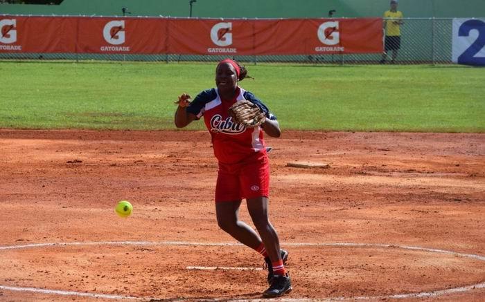 RD doblega 7-0 a Colombia en Panamericano de Softbol Femenino