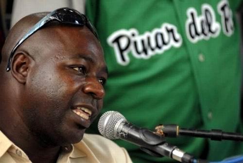 Pedro Luis Lazo, nuevo director del equipo de béisbol de Pinar del Río