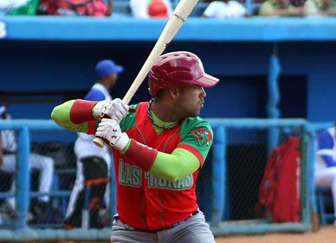 Rubén Paz, un ejemplo de perseverancia y amor al béisbol. Foto: Reinier  Batista
