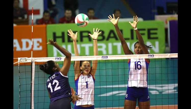 Cuba loses to Peru in Women´s Pan American Volleyball Cup