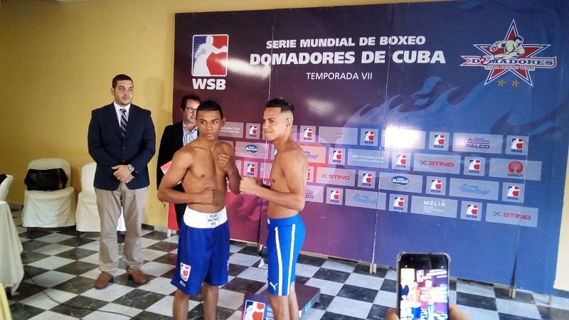 Efectuada Conferencia de prensa de la Serie Mundial de boxeo