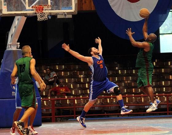 Victorias de los equipos Capitalinos en el inicio de la Liga Superior de Baloncesto  (+ Audio)