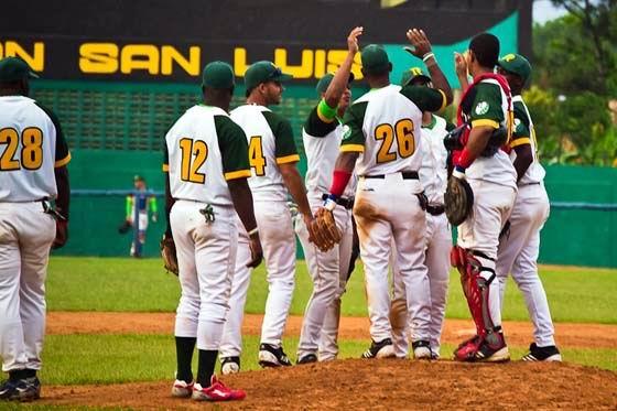 Pinar del Río - Estadio Capitán San Luis. Béisbol - Cuba