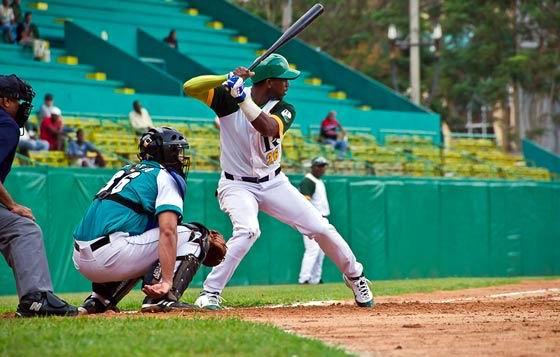 El equipo de Pinar del Río quedó invicto al completar las primeras subseries de la 53 Serie Nacional de Béisbol. Foto: Jaliosky Ajete