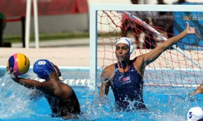 Polistas cubanas sacan título regional de la piscina