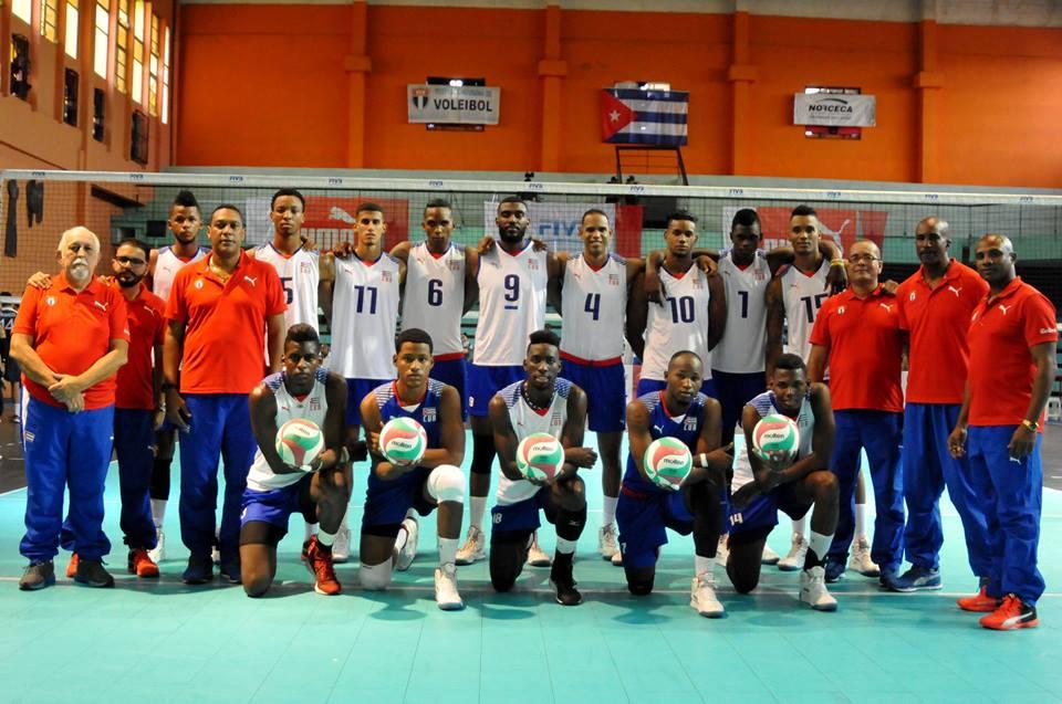 Pre-mundial de voleibol: Inicio en vueltabajo sin sorpresas