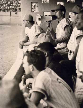Ramón Carneado, único manager con 4 títulos consecutivos en Series Nacionales con Industriales (1963-1966)