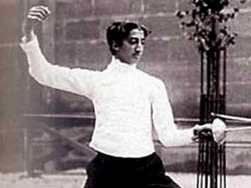 Ramón Fonst Segundo, primer medallista olímpico de Cuba