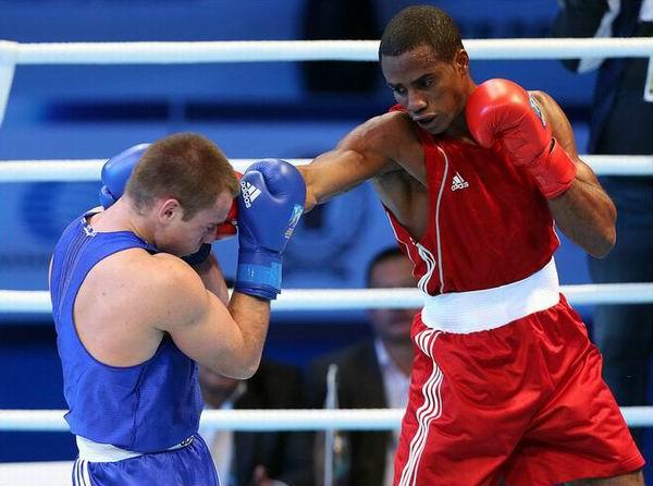 Bronce para boxeadores cubanos en Internacional de la India