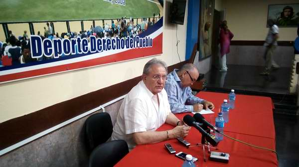 Inaugurará el italiano Ricardo Fracari Simposio Internacional de béisbol en La Habana