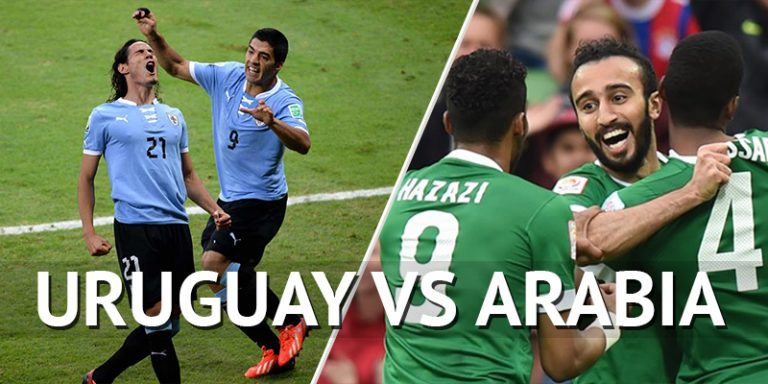 Previa Uruguay vs. Arabia Saudita