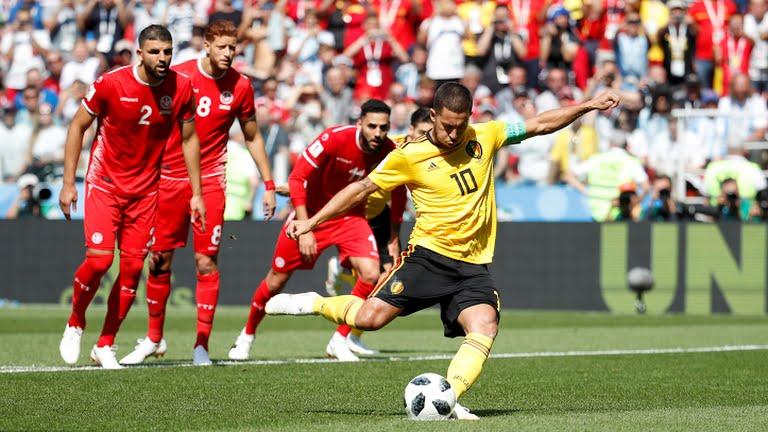 Previa Túnez vs. Bélgica