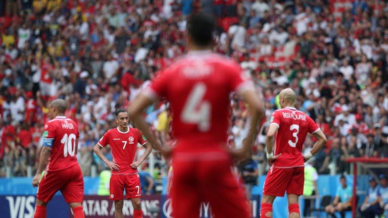 Bélgica se gusta ante Túnez
