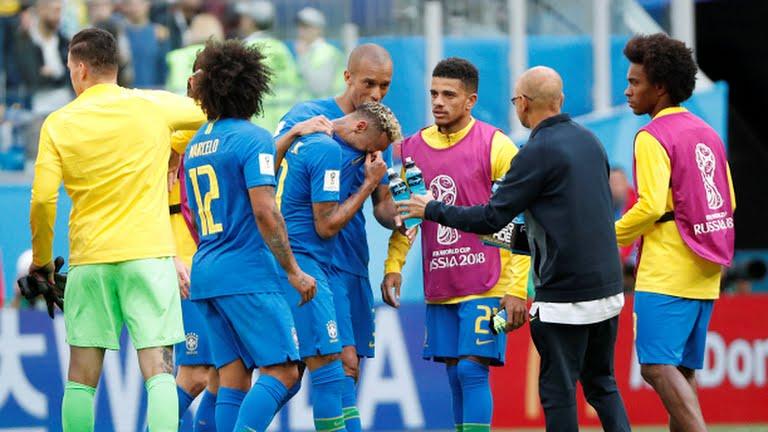 Sin su mejor versión, Brasil elimina a Costa Rica