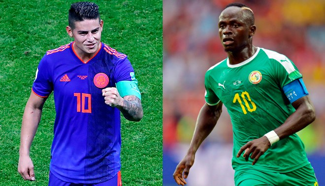 Previa Colombia vs. Senegal