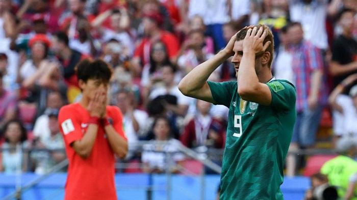 KO: Fuera Alemania del Mundial de Rusia