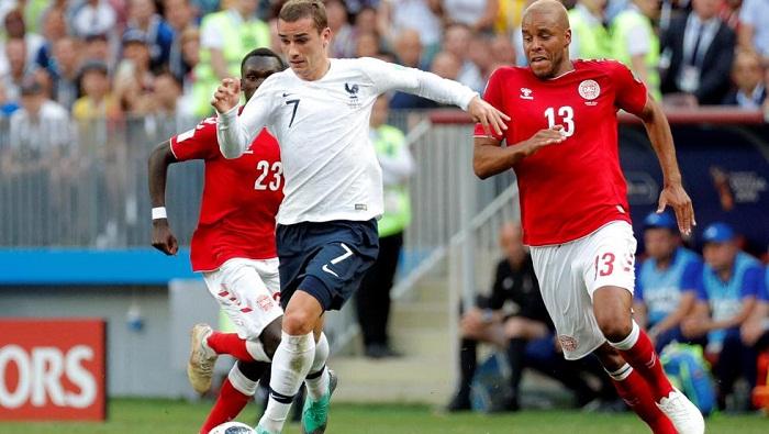 Primer partido sin goles del Mundial de Fútbol de Rusia