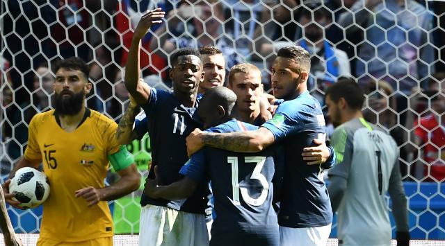 Pálida victoria francesa