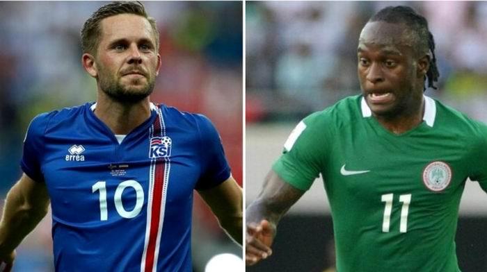Previa Nigeria vs. Islandia