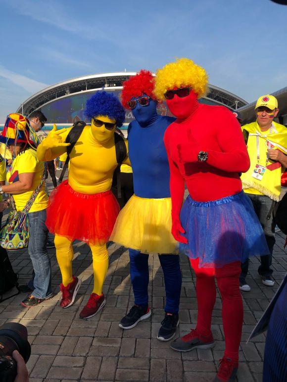 Previa Colombia vs. Polonia